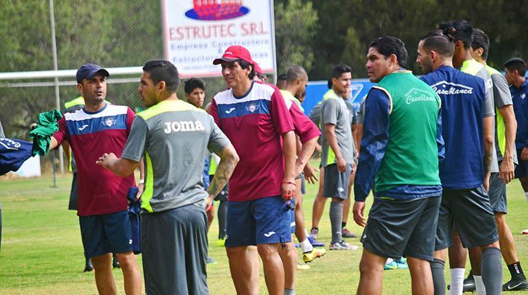 Alejandro Meleán irá en reemplazo de Cristhian Machado