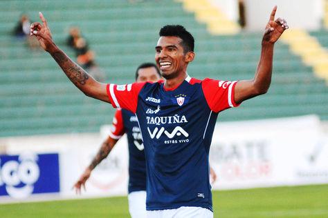 Gilbert Álvarez a una fecha de ser el goleador del torneo Clausura