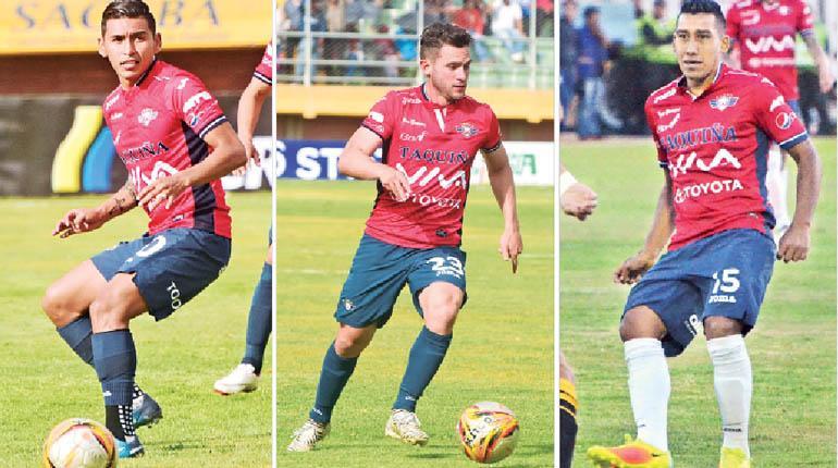 Cuatro futbolistas de Wilstermann son tentados por clubes nacionales y extranjeros