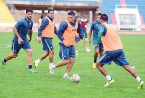 """Vargas: """"Esperamos mejorar para la Copa Libertadores"""""""
