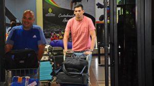 Falta de coordinación en Wilster ocasiona la llegada de dos goleros