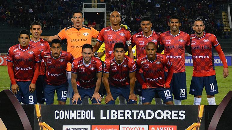 Libertadores: anuncian que Wilster jugará el partido de ida en Brasil