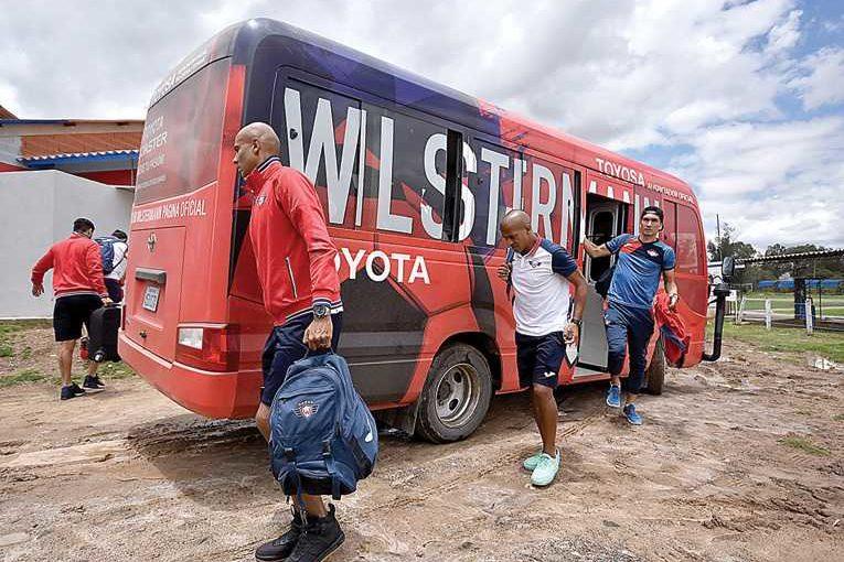 Wilster recibirá $us 400 mil por jugar en la Sudamericana