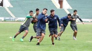 Díaz se perfila para reemplazar a Zenteno en la zaga central
