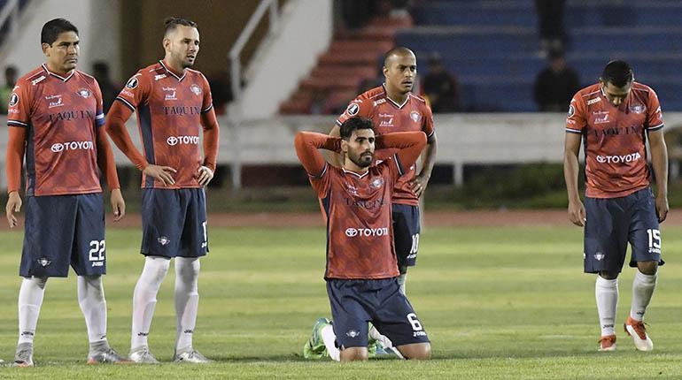 [VIDEO] Wilstermann no logró la hazaña, pero clasifica a Copa Sudamericana