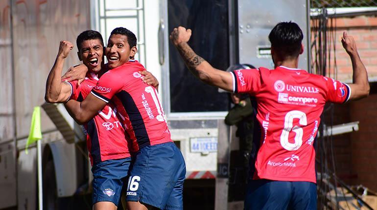 [VIDEO] Wilstermann, con equipo mixto, golea a Destroyers en su retorno