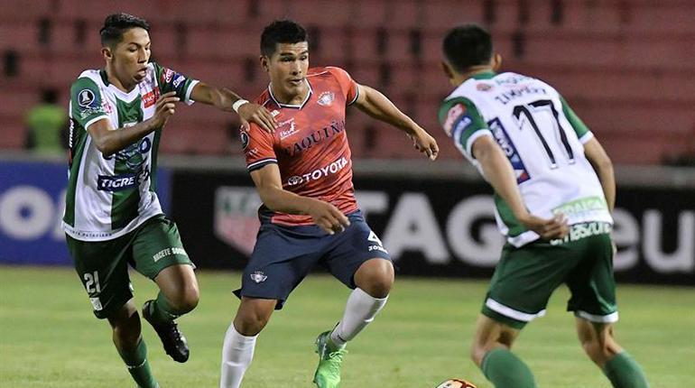 Vasco sube la guardia ante Wilstermann para seguir en Libertadores