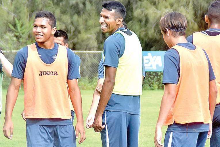 Álvarez y Pedriel, listos para jugar ante Destroyers