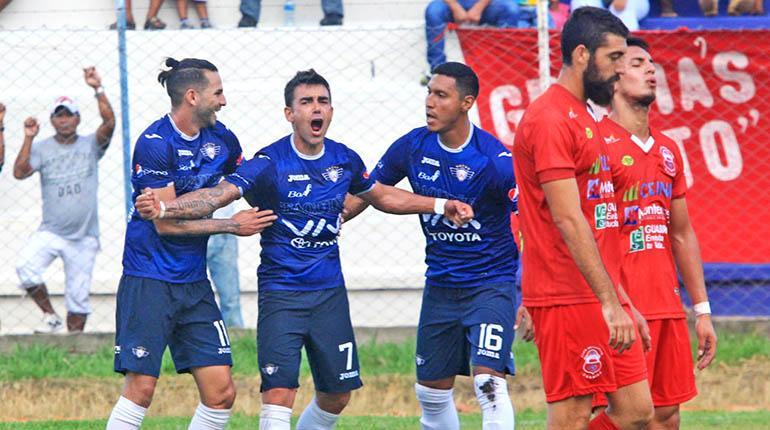 [VIDEO] El Rojo vuela alto en Warnes y alcanza a Bolívar en la punta