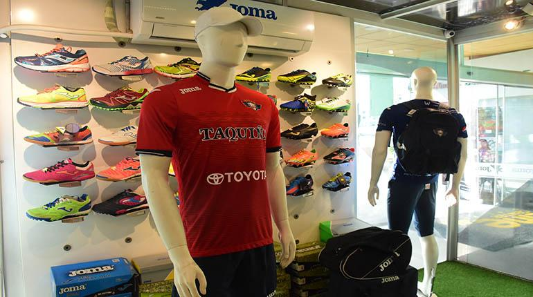 [VIDEO] Joma presenta la camiseta oficial del club Wilstermann para el 2018