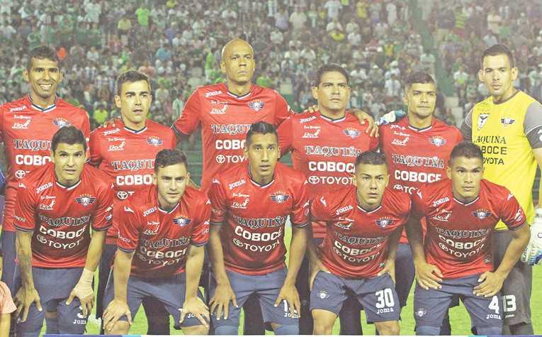 COBOCE compite junto a los íconos de Cochabamba