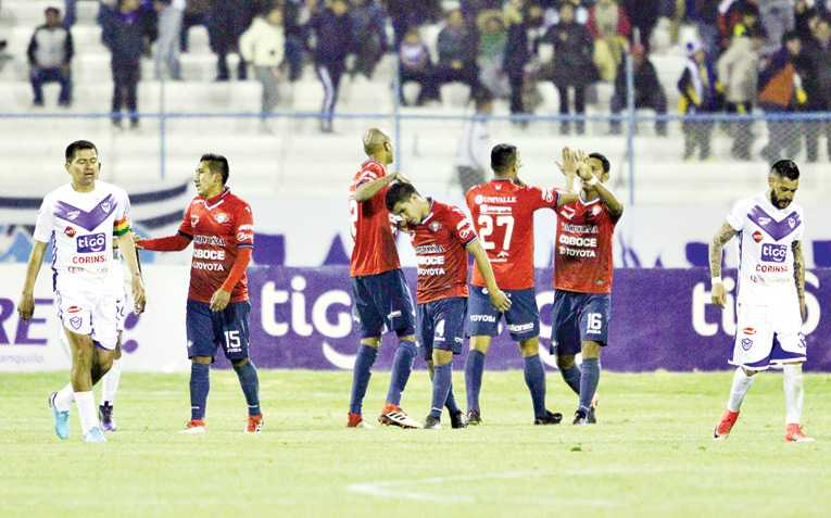 [VIDEO] Wilstermann pone un pie en la final