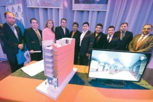 Wilster prevé iniciar edificación de la nueva sede a fin de mes