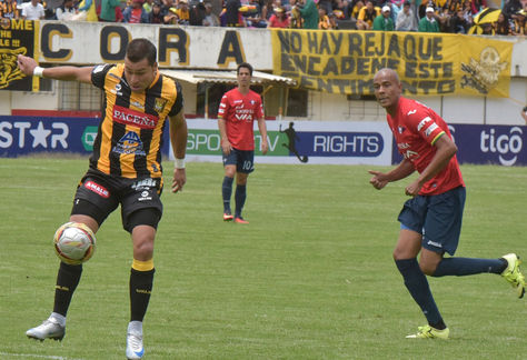 [VIDEO] The Strongest vs. Wilstermann: EN VIVO por primera final de la Liga de Bolivia