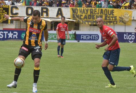 The Strongest y Wilstermann jugarán primera final el miércoles en La Paz