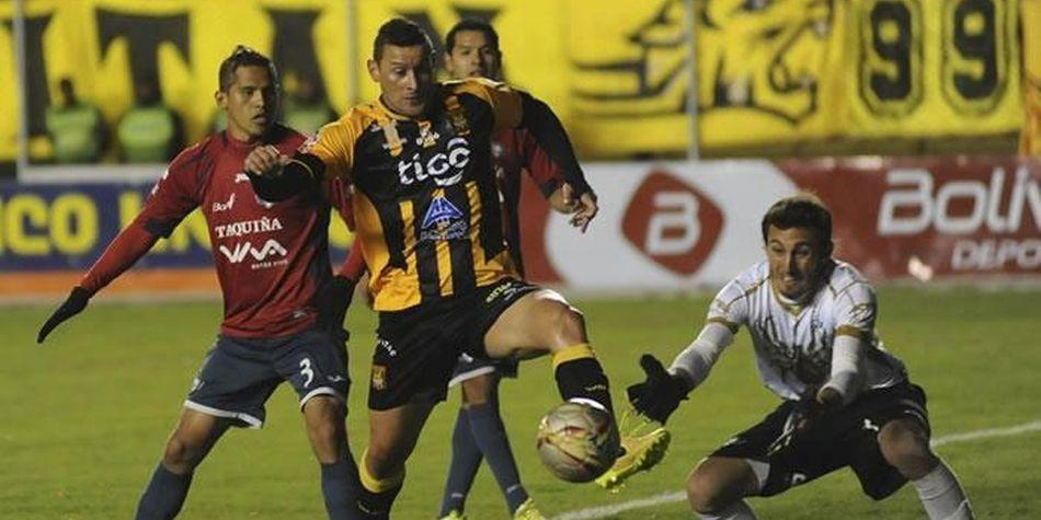 The Strongest vs. Jorge Wilstermann: chocan en Cochabamba por la final de la Liga Boliviana 2018