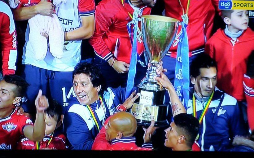 Wilstermann campeón Apertura 2018