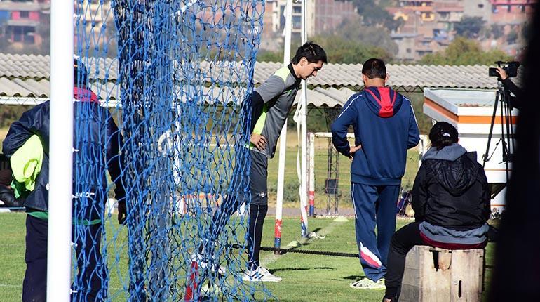 Pedriel espera jugar en el cotejo de vuelta ante Deportivo Cuenca