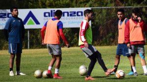 Ríos sufre un desgarro y es baja ante Deportivo Cuenca