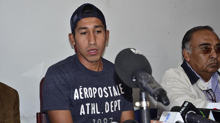 Wilster dice que no impugnará el domingo a Bolívar
