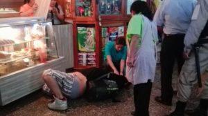 Capturan a un colombiano acusado de matar a un hincha de Wilstermann