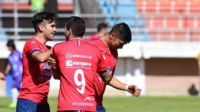 [VIDEO] Wilster golea (4 -0) a Real Potosí y escala en la tabla