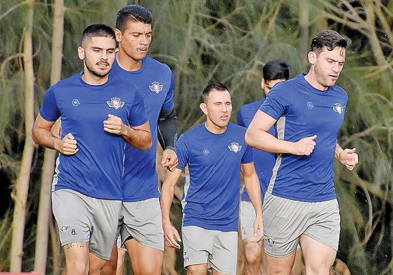 Toninho reemplazará al Pochi en la visita de Wilster a Guabirá