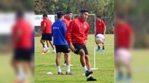 Serginho y Pedriel no serán titulares frente a San José