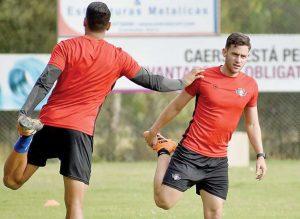 Saucedo tiene ofertas para jugar en el fútbol de Sudán