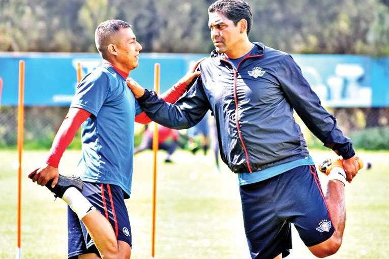 Zenteno y Saucedo, en duda y Silva es baja ante Nacional