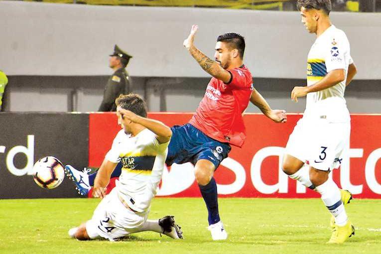 Vargas: Hablaré con el técnico para jugar con dos delanteros