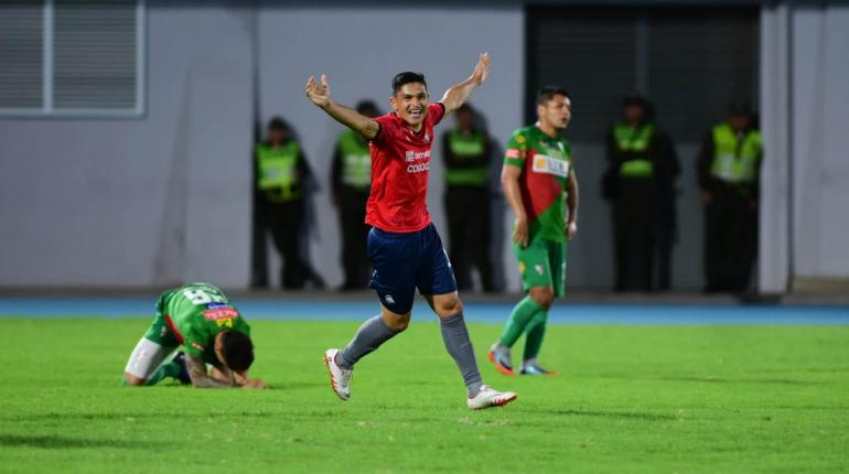 [VIDEO]  Wilstermann vence a Always Ready en Cochabamba