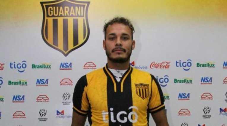 El defensor paraguayo Benegas es el nuevo refuerzo de Wilstermann