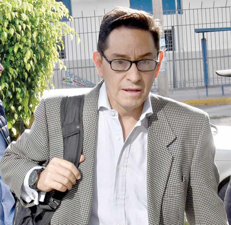 """Cayo Salinas pide """"respetar al TRD"""""""