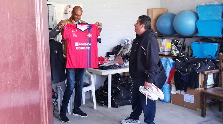 Da Silva y su compromiso con Wilstermann