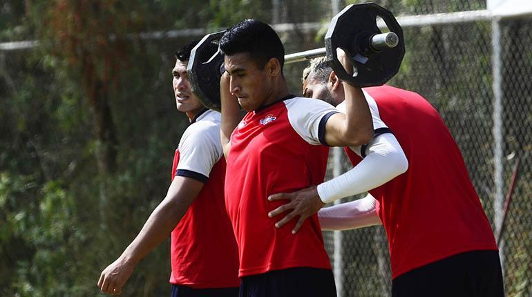 Pérez se perfila para reemplazar a Meleán en el once de Wilster