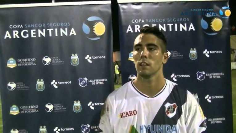 [VIDEO] Wilstermann anuncia a Miguel Alba como refuerzo