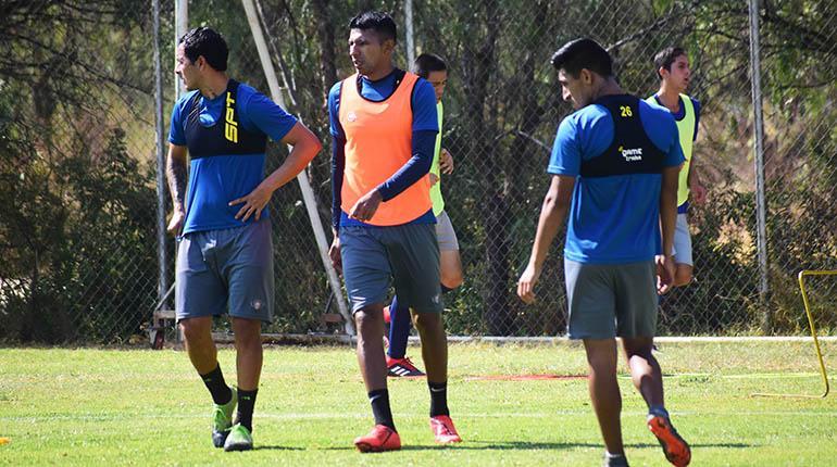 Álvarez aún no está descartado para jugar frente a Sport Boys