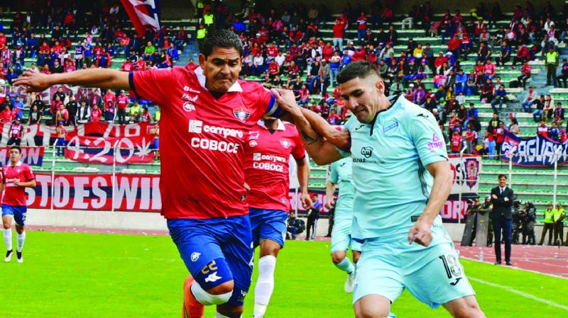 Bolívar y Wilster darán pelea sobre los derechos de TV
