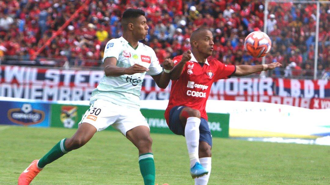 Serginho se perderá el match contra Nacional 