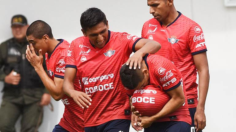 Wilstermann consigue una victoria gratificante