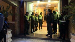 Enfrentamiento entre hinchas de Colo Colo y Wilster deja un herido y siete detenidos