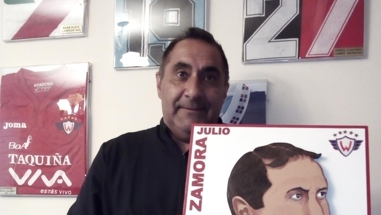 Zamora pedirá a FIFA quita de puntos y descenso de Real Potosí por incumplir deuda