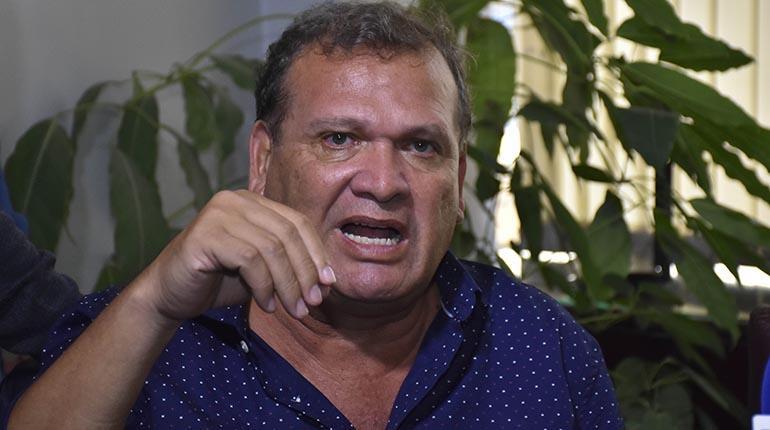 Paniagua asegura que la ayuda de FIFA y Conmebol debe ir directo a los clubes