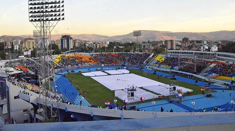 El estadio Félix Capriles toma su segundo aire con la cuarentena y se pone a punto