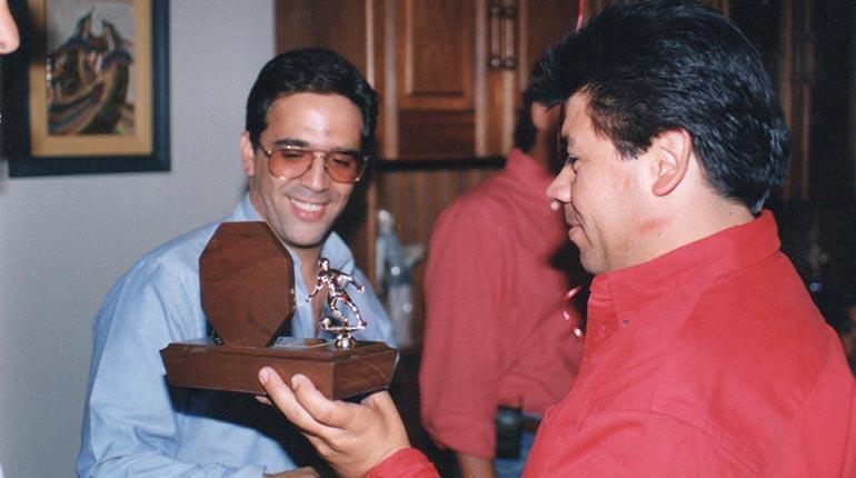 Muere Jimmy Cuadros, exdirigente de Wilstermann y corredor de karting