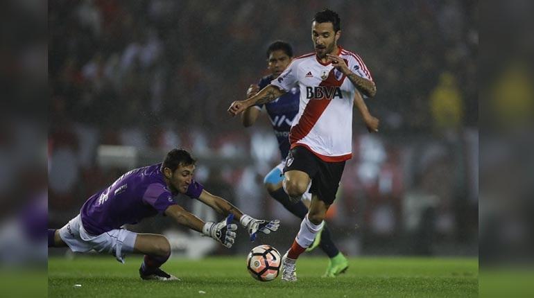 Raúl Olivares, exarquero de Wilstermann, dice que hubo cosas raras en el partido ante River Plate