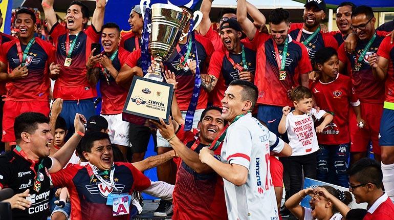 70 años del fútbol profesional: los 87 campeones nacionales
