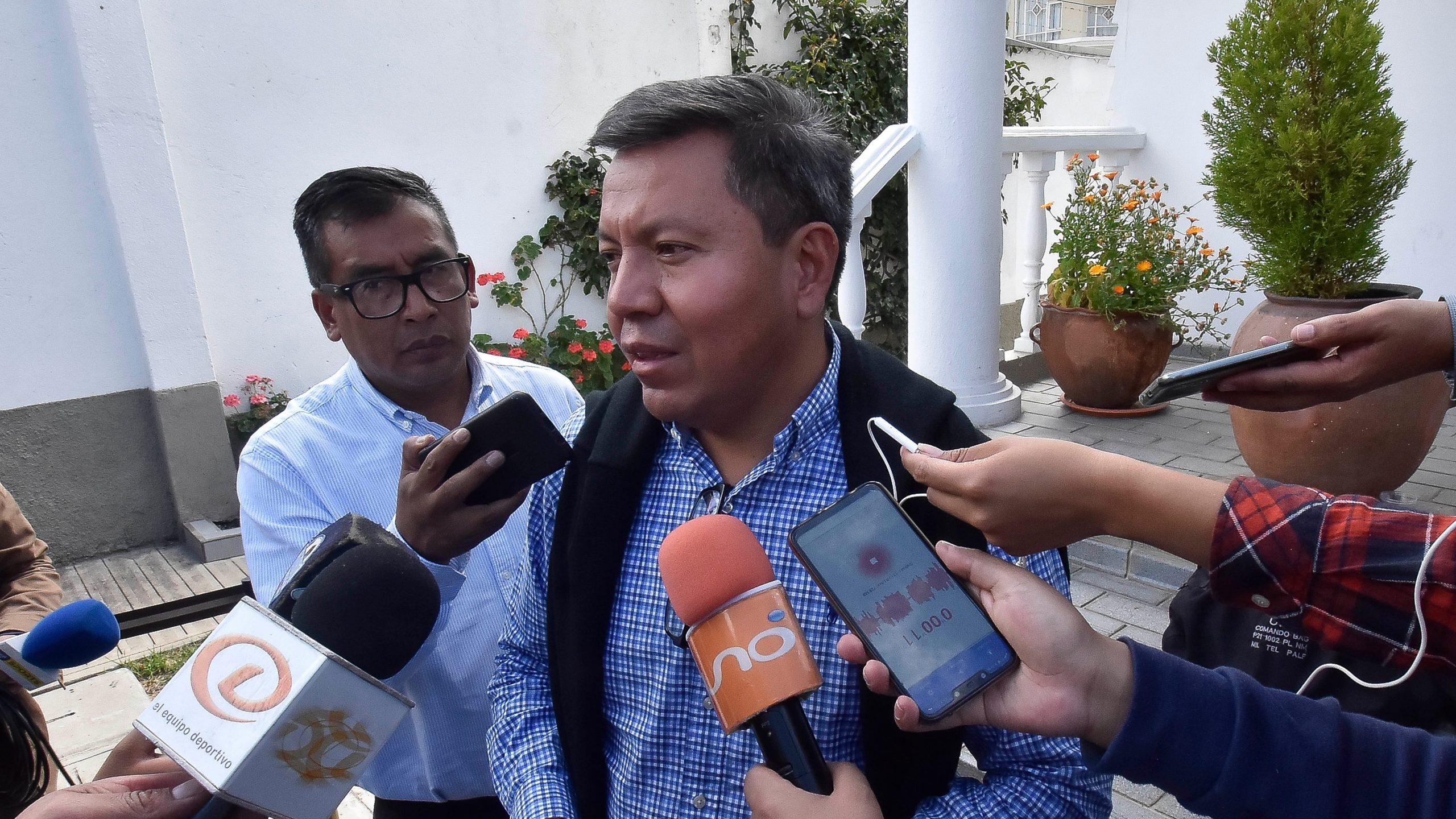 Quiroga: Se sigue negociando con Justiniano y Benegas ya tiene todo arreglado