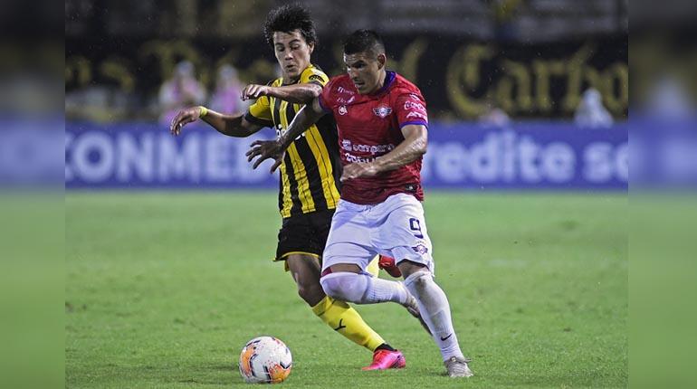 Wilstermann recibe a Atlético Paranaense el 15 y Bolívar a Palmeiras el 16 de septiembre